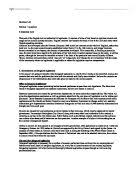 common law and equity essay   a level law   marked by teacherscom delegation law
