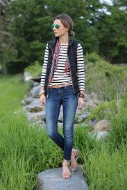 Shoes: jess style rules, jeans, t-shirt, belt, jacket, scarf ... & Shoes: jess style rules, jeans, t-shirt, belt, jacket, scarf, jewels,  sunglasses, silk scarf, quilted vest, top, stripes, striped top, blue  jeans, ... Adamdwight.com