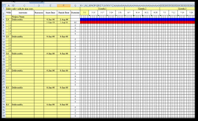 Excel Chart Help 2010 30 Gantt Chart Excel 2010 Andaluzseattle Template Example