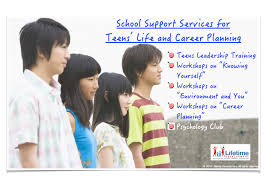 career planning lifetime development life and career planning secondary school support services
