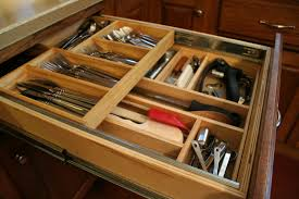 Kitchen Drawer Organizing Solutions Of The Kitchen Drawer Organizer Home Design Ideas