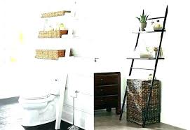 over toilet shelf unit bamboo over the toilet storage black over the toilet cabinet over toilet