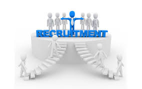 recruiting the right person for the right post is essential for growth recruitment