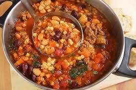 Pudica's Food Corner: Pasta e Fagioli Soup - An Olive Garden copycat