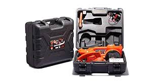 <b>3</b> in <b>1 Electric jack</b>, Air Pump, Impact Wrench: Buy Online at Best ...