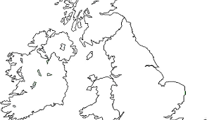 Blank And Map Of Britain Blank And Travel Information Download Free Map Of