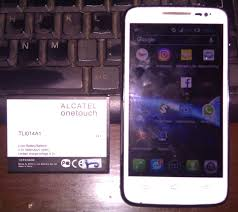 Alcatel One Touch M'pop 5020a (batería ...
