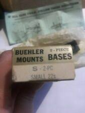 Bühler Hunting Scope Mounts And Accessories For Sale Ebay