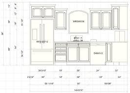 Kitchen Cabinet Height Standard How Deep Are Standard Kitchen Base Cabinets Soal Wa Jawabfo