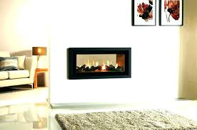 two sided fireplace indoor outdoor wood burning double 2 gas insert