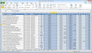 How To Create An Inventory Spreadsheet In Excel