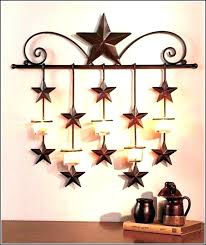 metal wall stars moon and stars nursery decor wall art metal on metal wall stars lone