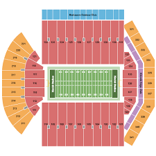 Mcguirk Stadium Seating Chart 35 Unbiased Lt Smith Stadium Seating Chart