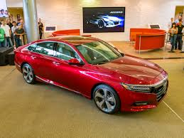2018 honda usa. brilliant honda 2018 honda accord revealed with honda usa