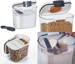 Kitchen Storage Canisters Food Storage Containers That Do More Than Just Store Kitchenware