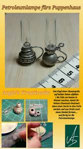 homemade dollhouse furniture. kleine petroleumlampe frs puppenhaus dollhouse miniatures easy diy homemade furniture