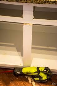 diy slide out shelves diy pull out shelf how to make sliding