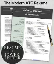 Download ATC Resume Template