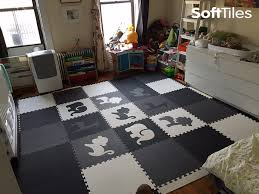 foam tiles for playroom awesome kids using safari animals mats in black gray and home ideas