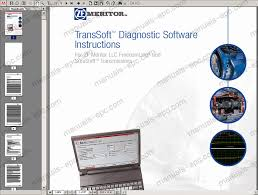 meritor technical electronic library service manual maintenance meritor technical electronic