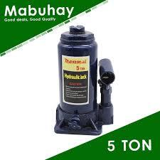 <b>Car</b> 5 tons <b>horizontal jack</b> Hydraulic manual <b>car</b> tools   Shopee ...