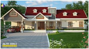 Small Picture Kerala Home Design with Modern Style in 2344 sqft