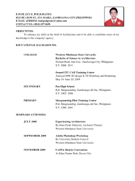 Resume Example Docx Free Resume Example And Writing Download