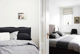 Small White Bedrooms Bedroom White Gray Bedroom Design With Comfortable Bedding Sets