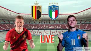 BELGIO - ITALIA : EUROPEI 2021= QUARTI DI FINALE ( LIVE ) Dalle ore 20:50  con Napuliell 87 - YouTube