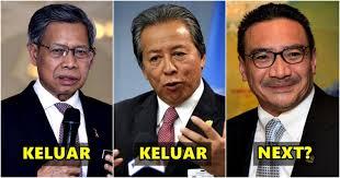 Image result for Datuk Seri Anifah Aman dan Datuk Seri Mustapa Mohamed