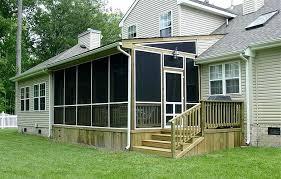 diy screen porch kits luxury screened porch kits
