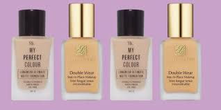 Estee Lauder Double Wear Color Chart