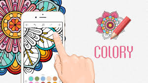 colory the best coloring book app garden designs mandalas s and paisley patterns