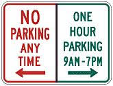 Image result for Parking rules