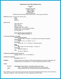 College Student Resumes And Student Resume Templates Student Resume