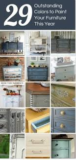 paint colors for furniture. 29 outstanding colors to paint your furniture this year idea box by carrie welch for t