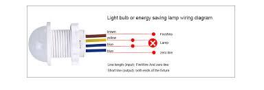 Light Sensor Wiring Diagram 110 Motion Detector Wiring Diagram