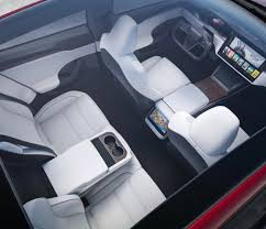 2021 tesla model y electric suv while you wouldn't call it cheap, the new tesla model y is the most affordable tesla suv yet and has. This Is The New Interior Of Tesla S Model S And Model X Techcrunch