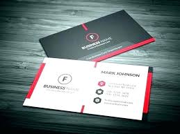 Free Personal Cards Free Personal Business Cards Calling Card Layout Templates