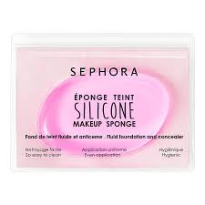 sephora collection silicone makeup sponge
