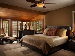 Brown interior color theme deesign ideas with modern design deas