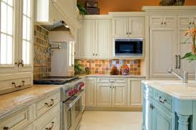 painting wood cabinets whitePainting Dark Wood Kitchen Cabinets White