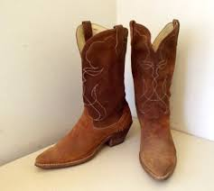 Womens size 12 vintage boots