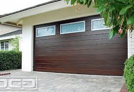 garage doors los angelesSolid Wood Designer Garage Doors Made in Los Angeles CA  Dynamic