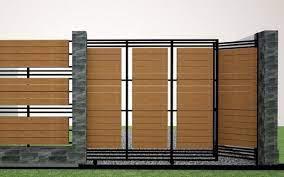Pagar minimalis merupakan salah satu jenis pagar rumah yang menjadi pilihan banyak orang karena lebih simple dan sesuai dengan konsep rumah minimalis masa kini. Pagar Rumah Minimalis Modern Blog Qhomemart