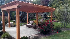 wood patio ideas. Patio Pergola Kits Images About On Pinterest Arbors Pergolas And Wood Simple Wooden Brown Decorate Amazing Ideas