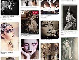 white mink on twitter party electroswing speakeasy worthing haunted hotel mood board s t co qch4idnrax