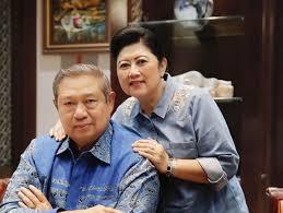 5 Kisah Cinta Susilo Bambang Yudhoyono dan Ani Yudhoyono