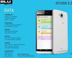 New BLU Studio 5.5 S D630u Unlocked ...