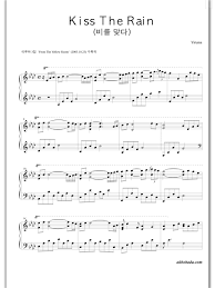 20 essential picking exercises for guitarists. Kiss The Rain Piano Sheet Music Music Sheet Collection